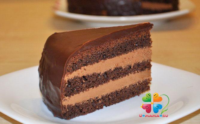 позволяет торт с шоколадным кремом оптом