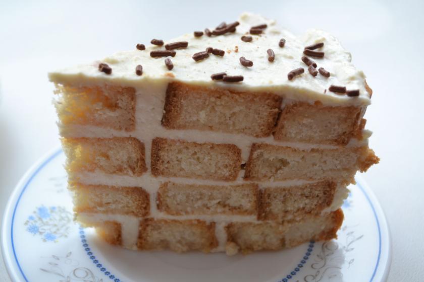 Торт из сухариков без выпечки