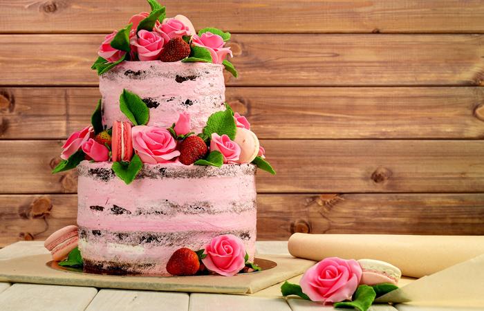 Торт на День рождения, выпускной, свадьбу и другое торжество