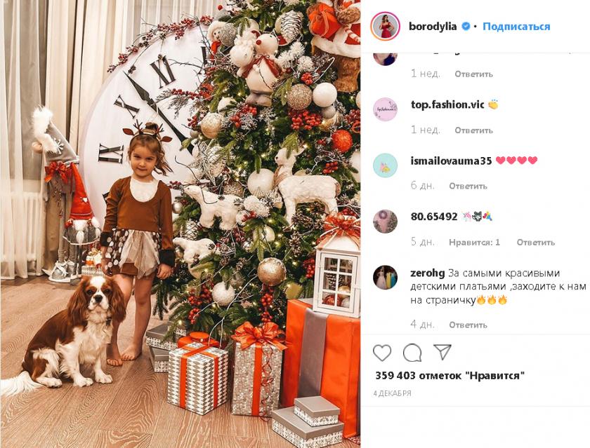 Российские знаменитости показали, как готовятся к встрече Нового года