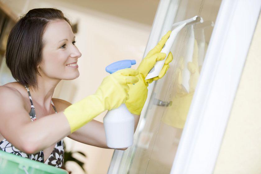Как помыть окна без разводов в домашних условиях 247