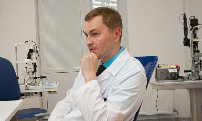 Кислицын Василий Владимирович, офтальмолог-ретинолог, лазерный хирург