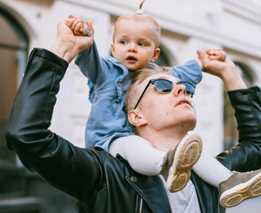Папа может! Чем заняться папе и ребенку дома и на улице?