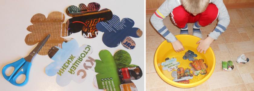 Как увлечь ребенка без дорогих игрушек? Простые и интересные идеи!