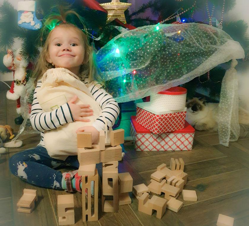 Счетубики – самый универсальный подарок на Новый год!