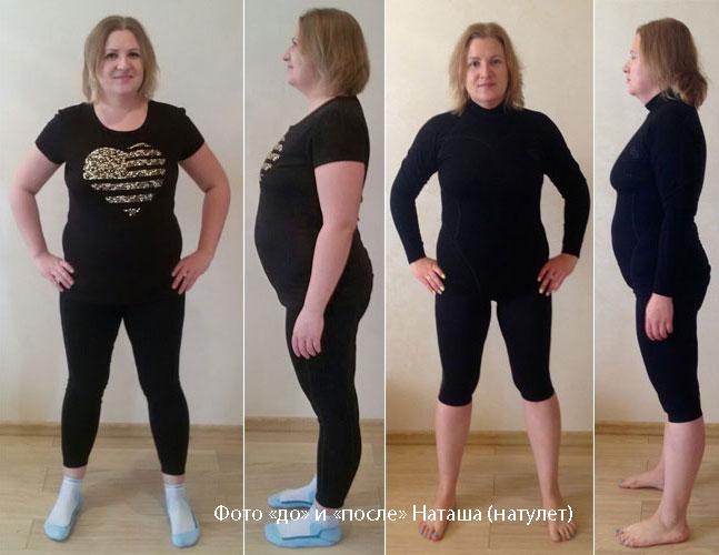 Системы похудения на месяц