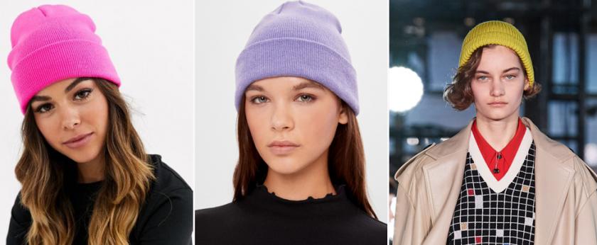 Выбираем самую модную и тёплую! Шапки осень-зима 2020-2021