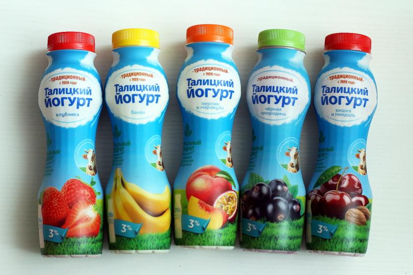 Йогурт питьевая диета