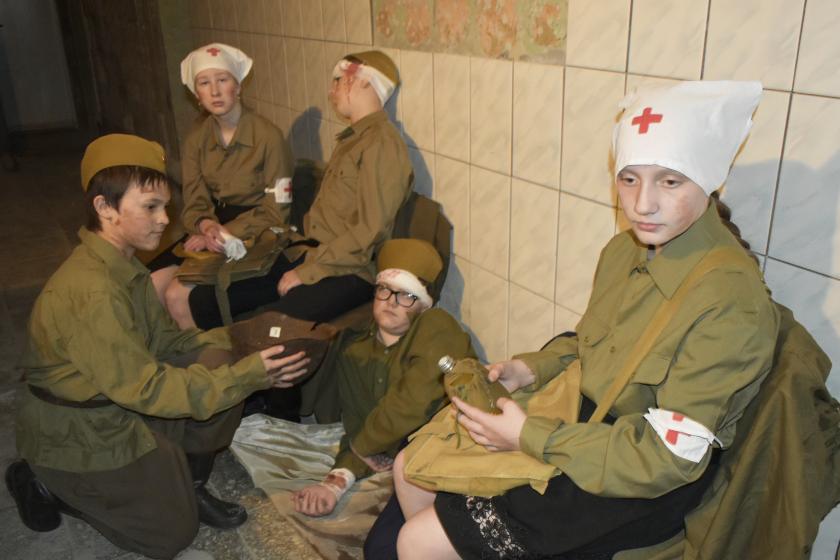 «Особые дети должны быть успешными!» Фильм о Брестской крепости сняли дети из Речевого центра Екатеринбурга