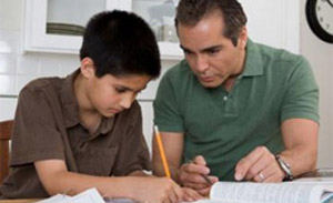 Надо ли учить уроки с ребенком?
