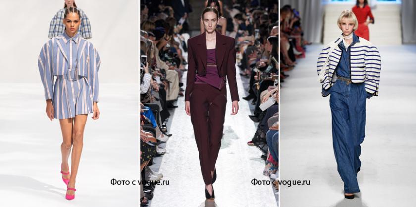 10 Трендов весны-лета 2020 в женской одежде