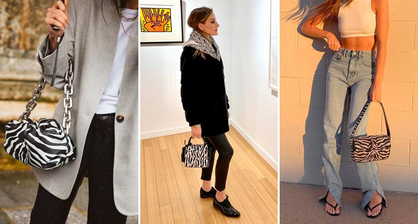 Модные сумки весны и лета 2021