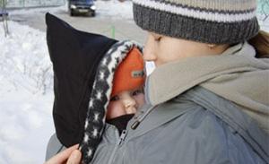 Как носить ребенка в слинге и кенгуру мнение экспертов