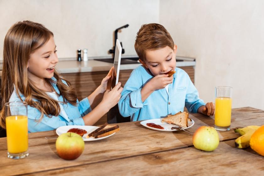 Питание для школьников. Какая еда будет полезной и вкусной
