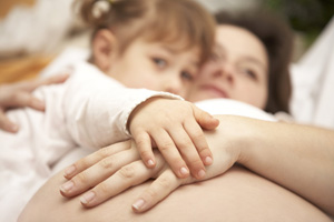 Про вторую беременность стихи