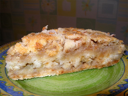 Вкуснейший яблочный пирог. Разные варианты...