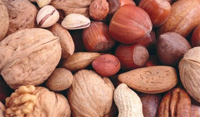 Похудение на орехах