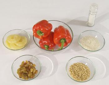 Постные перцы фаршированные рецепт с фото